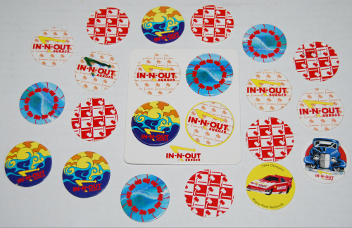 Pogs in & out