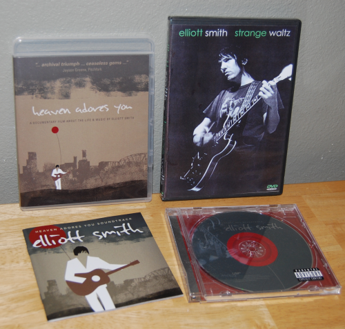 Elliott smith dvds