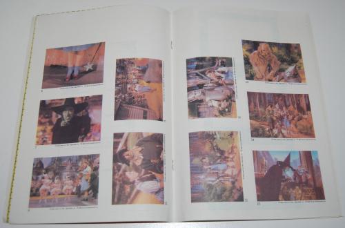 Wizard of oz golden sticker book 3