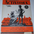 Children's activities magazine october 1948