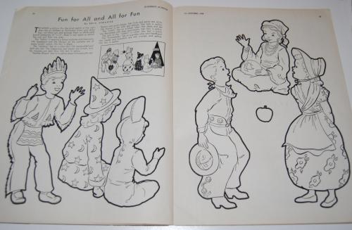 Children's activities magazine october 1948 8