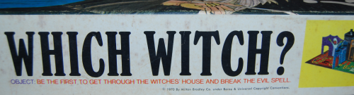 Which witch game 1970