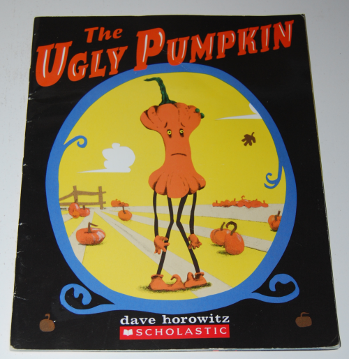 The ugly pumpkin