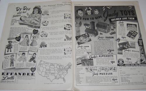 Children's activities magazine november 1947 4