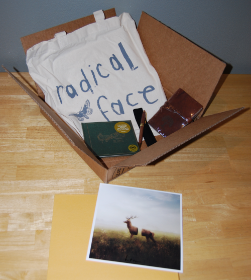Radical face bundle x