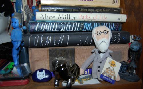 The psych shelf