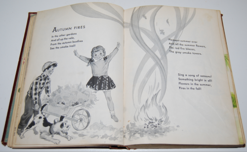 The children's treasury vintage books 8