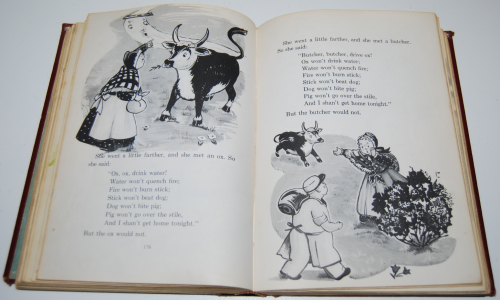 The children's treasury vintage books 14