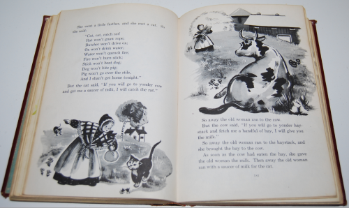 The children's treasury vintage books 16