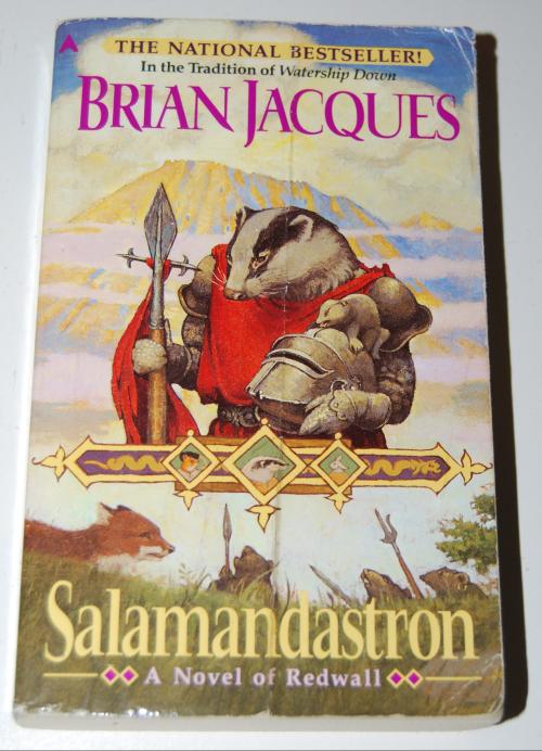 Brain jacques books 3