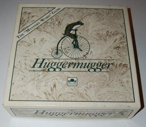 Huggermugger board game