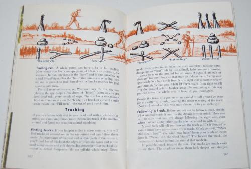 Vintage boy scout handbook 7