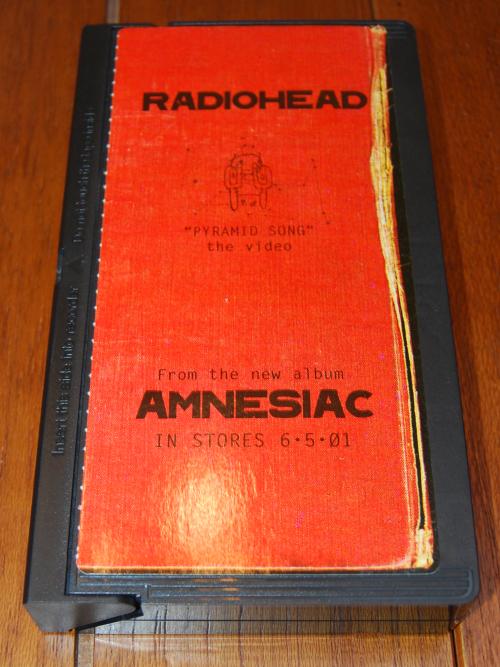 Radiohead vhs 3