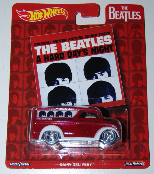 Hot wheels beatles cars 3