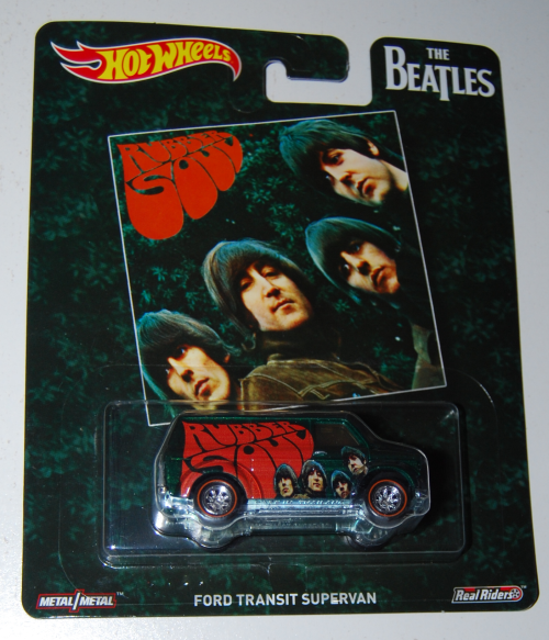 Hot wheels beatles cars 5