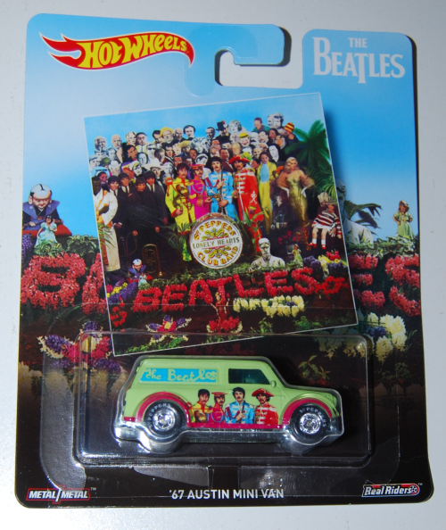 Hot wheels beatles cars 2