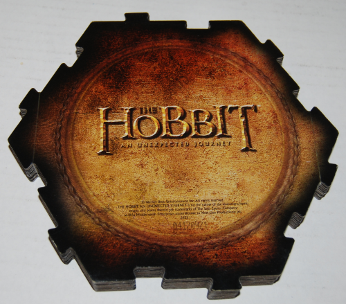 The hobbit board game 5