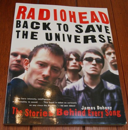Radiohead ephemera