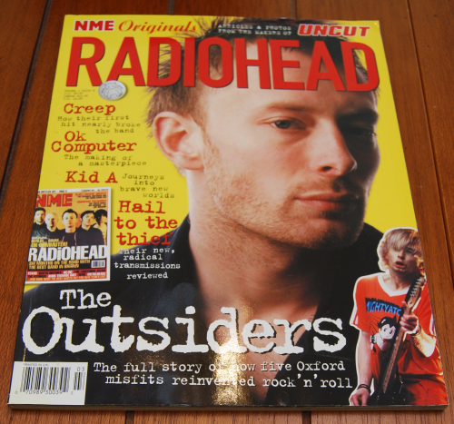 Radiohead ephemera 1