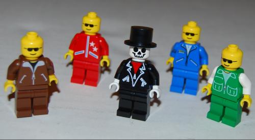 Lego time cruisers board game 3