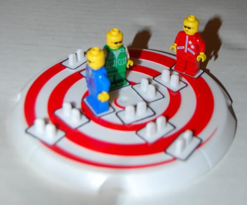 Lego time cruisers board game 5