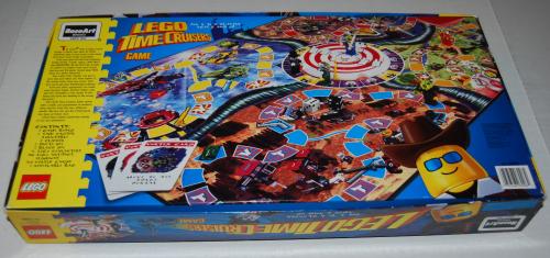 Lego time cruisers board game x