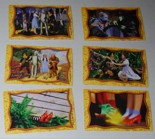 The wizard of oz trivia game tin 6
