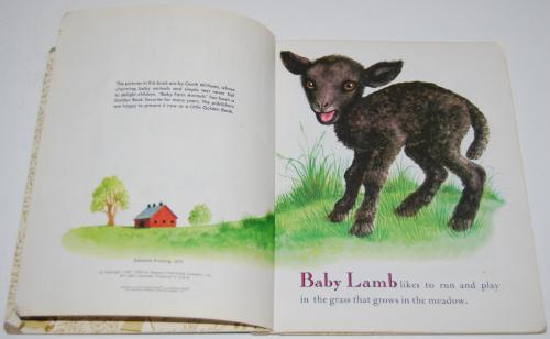 Lgb baby farm animals 2
