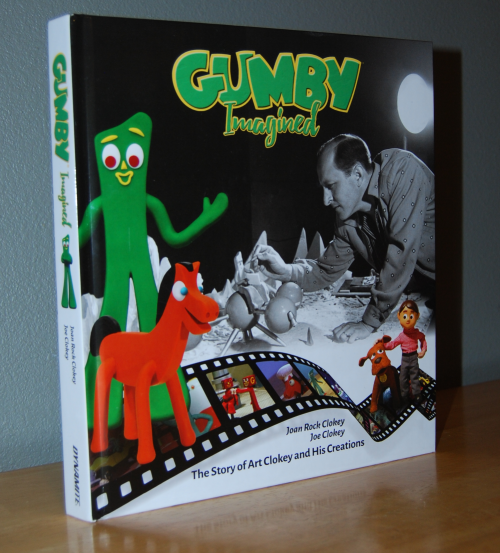 Gumby imagined book