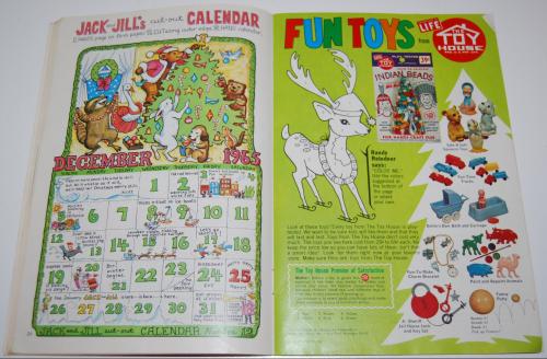 Jack & jill december magazine1965 4