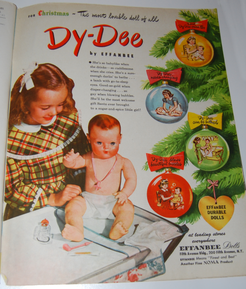 Children's activities magazine december 1948 18