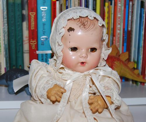 Vintage effanbee doll xx