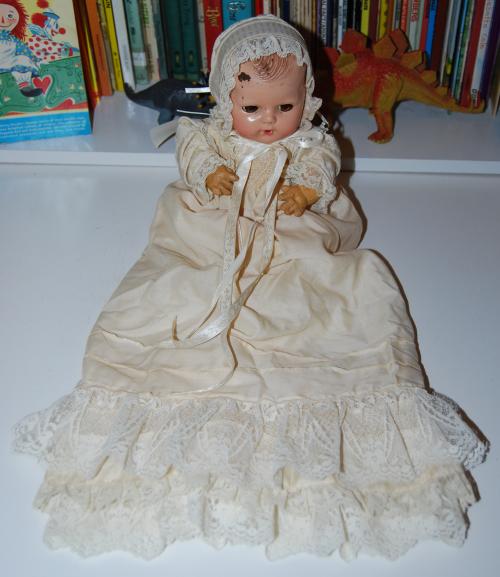 Vintage effanbee doll x
