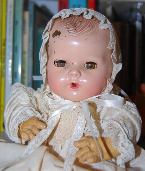 Vintage effanbee doll 1
