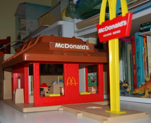 Playskool mcdonalds 5