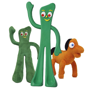 gumby gift ideas & freebies