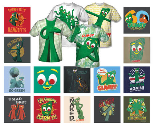 Gumby T-shirts_Website Collage_Nov. 2016-2