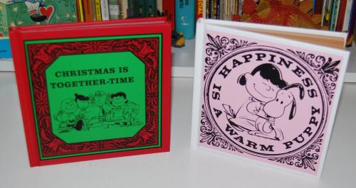 Peanuts gift books