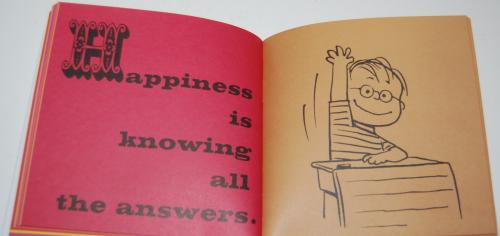 Peanuts gift books 11