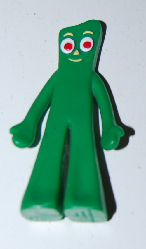 Mystery gumby x