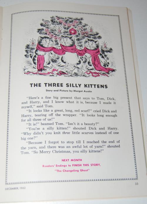 Jack & jill december magazine1962 6