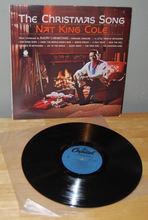 Christmas vinyl 1