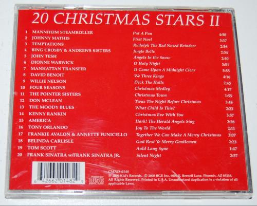 Christmas cds 3x