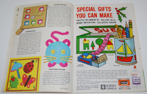 Jack & jill december magazine1966 6