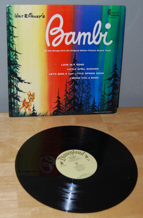 Bambi vinyl