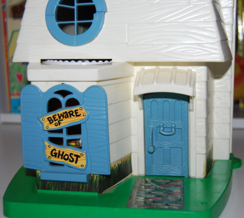 Hasbro weeble ghost house 1976 6