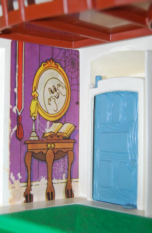 Hasbro weeble ghost house 1976 2