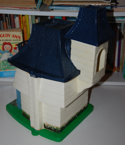 Hasbro weeble ghost house 1976 8