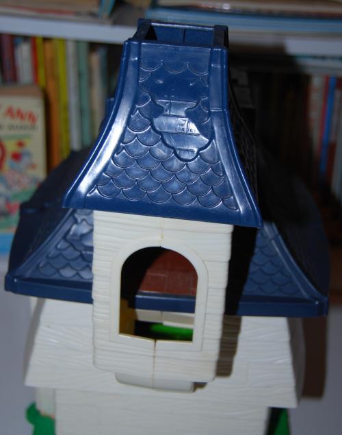 Hasbro weeble ghost house 1976 9