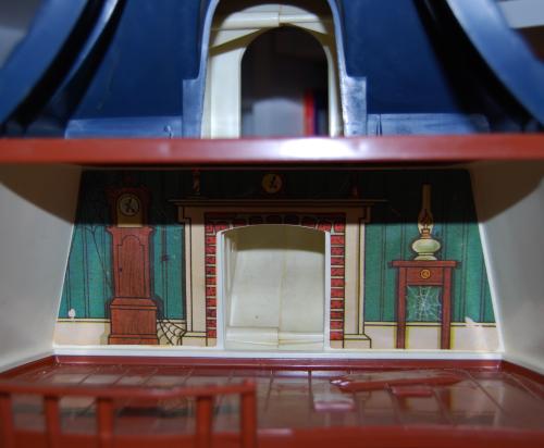 Hasbro weeble ghost house 1976 13